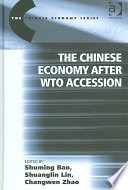 The Chinese Economy After WTO Accession