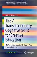 The 7 Transdisciplinary Cognitive Skills for Creative Education