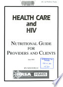 Health care and HIV Book