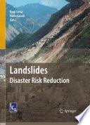 Landslides - Disaster Risk Reduction