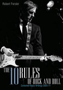 The 10 Rules Of Rock And Roll Book PDF