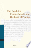 Dead Sea Psalms Scrolls And The Book Of Psalms