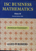 Pdf Isc Business Mathematics