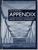 Appendix  Budget of the United States Government  Fiscal Year 2016
