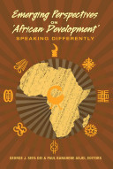 Emerging Perspectives On African Development