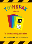 Thinkpak a brainstorming card deck