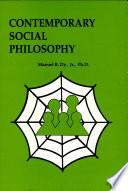 Contemporary Social Philosophy