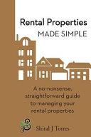 Rental Properties Made Simple