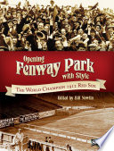 Opening Fenway Park with Style Book PDF