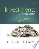 Investments: An Introduction
