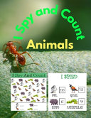 I Spy and Count Animals Book PDF