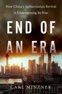 End of an Era Book