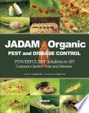 JADAM Organic PEST and DISEASE CONTROL Book PDF