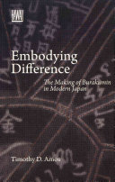 Embodying Difference