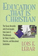 Pdf Education that is Christian Telecharger