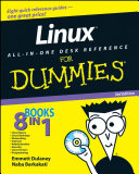 Linux All in One Desk Reference For Dummies