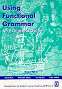 Cover of Using Functional Grammar