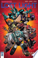 Transformers  Lost Light  23 Book