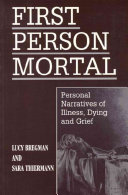 Pdf First Person Mortal