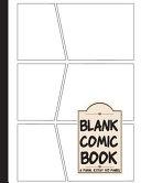 Blank Comic Book