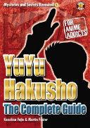 YuYu Hakusho Uncovered Pdf