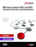IBM Power Systems H922 and H924 Technical Overview and Introduction