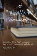A Double Vision Hermeneutic Pdf/ePub eBook