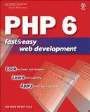 PHP 6 Fast   Easy Web Development