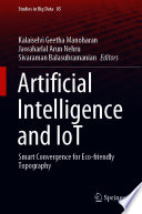 Artificial Intelligence and IoT Book