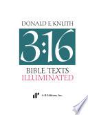 3 16 Bible Texts Illuminated