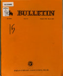 Ila Bulletin Book PDF