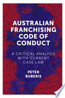 Australian Franchising Code of Conduct