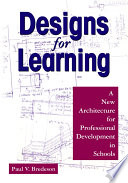 Designs for Learning Book