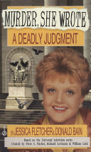 Pdf Murder, She Wrote: A Deadly Judgment Telecharger