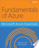 Microsoft Azure Essentials   Fundamentals of Azure Book