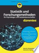 Öffnen Sie das Medium Statistik und Forschungsmethoden für Psychologen und Sozialwissenschaftler für Dummies von Dempster, Martin im Bibliothekskatalog