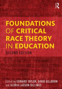 Foundations of Critical Race Theory in Education Book