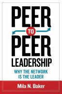 Peer-to-Peer Leadership
