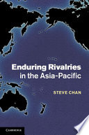 Enduring Rivalries In The Asia Pacific