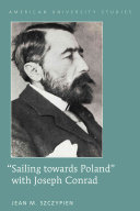 "Cover of ""Sailing Towards Poland"" with Joseph Conrad"