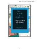 When Letters Still Mattered