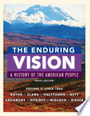The Enduring Vision  Volume II  Since 1865