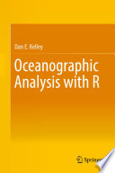 Oceanographic Analysis With R Book PDF