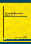 Advances in Science and Engineering II