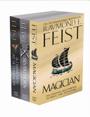 Raymond E. Feist Riftwar Trilogy
