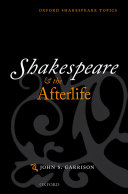 Shakespeare and the Afterlife Pdf