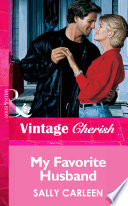 My Favorite Husband Mills Boon Vintage Cherish