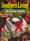Southern Living 1999 Annual Recipes Book