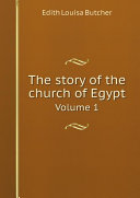 The story of the church of Egypt