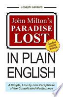 John Milton's Paradise Lost, in Plain English